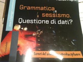 Grammatica e sessismo